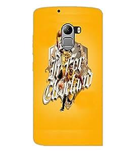 PrintDhaba Sports D-5940 Back Case Cover for LENOVO VIBE X3 LITE (Multi-Coloured)