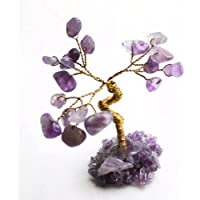 Natur Miniatur Amethyst Kristall Chips Edelstein Baum als Geschenk verpackt. preisvergleich bei billige-tabletten.eu