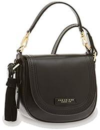 5628ca567f66 The Bridge Women s Top-Handle Bag Brown Black Gold
