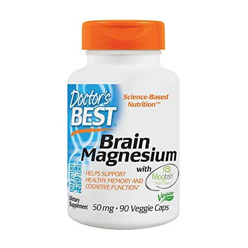 Doctor's Best Best Gehirn Magnesium, 75 mg