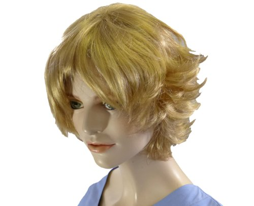 Fasching Perücke Damen Jasmin blond
