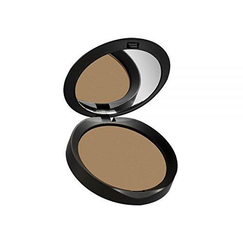 PUROBIO COSMETICS Bronzer Resplendent Matt 01 - Remodela el contorno facial - Enfatiza el bronceado natural - Vegano - 9 gr