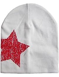 Sanwood Kinder Mütze Star Pattern Winter Cap