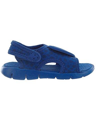 Nike Kindersandale Sunray Adjust 4, Sandalia con Pulsera Unisex Niños, Blau (Game Royal/Obsidian-414), 28 EU
