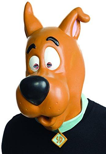 Scooby Doo Maske Deluxe für (Scooby Maske)
