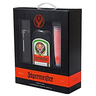 Liqueur - Kit Jagermeister Magnum 175cl + 18 shooters