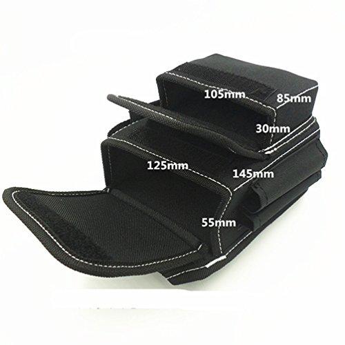 Heheja Utility Borse Strumento Alta Qualità Tasche Multiple Toolkit Con Cintura Come Immagine