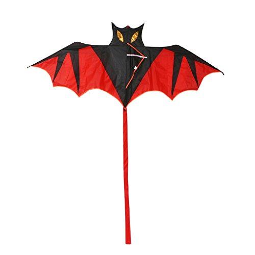 Kofun Bat Kite, Papagei Drachen Vogel Drachen Outdoor Drachen Fliegen Spielzeug Drachen Für Kinder Kinder Idealer Weihnachtsgeburtstag Drachen Für Kinder Geschenk Für Kinder