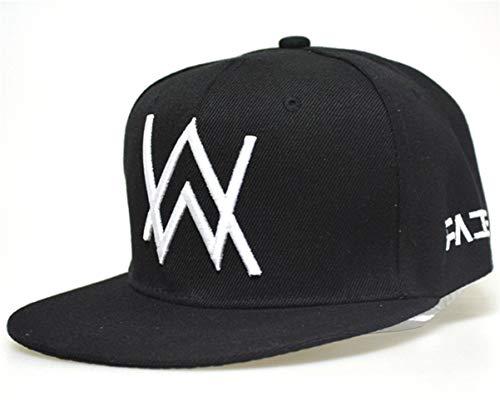 416bb8b103d31 DAMENGXIANG Nuova Moda Ricamati Berretto da Baseball Rapper Hip Hop Snapback  Sport Tempo Libero Cappello per