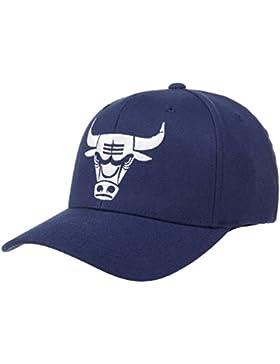 Mitchell & Ness Gorra Navy 110 Bulls by NBA capsnapback Cap