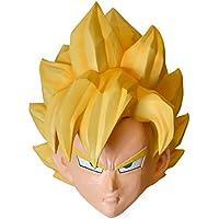 Dragon Ball Z Goku hochwertige Maske Kostuem fuer Zubehoer 95737