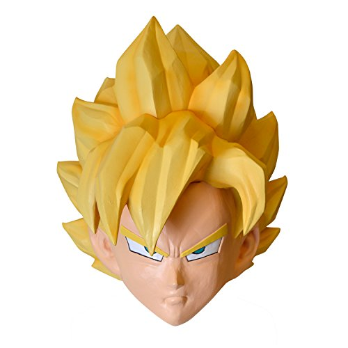 Gohan Kostüm - Dragon Ball Z Goku hochwertige Maske Kostuem fuer Zubehoer 95737