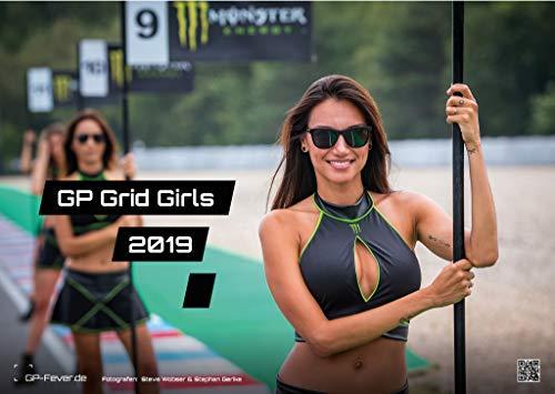 GP Grid Girls, calendario 2019, formato DIN A3 (lingua italiana non garantita)