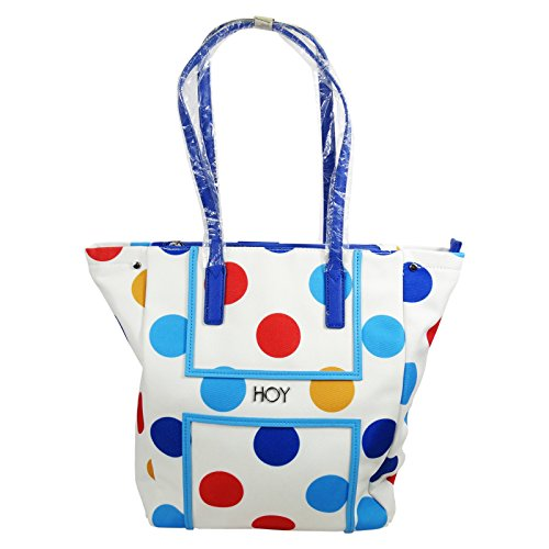 Seven Shopper Hoy Dots Sac porté main pour Femme Sac à l'épaule Shopping Mode Fille