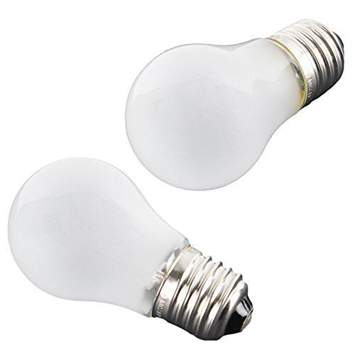 Original Samsung rl41wgih RSA1DHMH rsa1ntpe Kühlschrank Gefrierschrank Lampe Birne (2Stück, 40W E27)