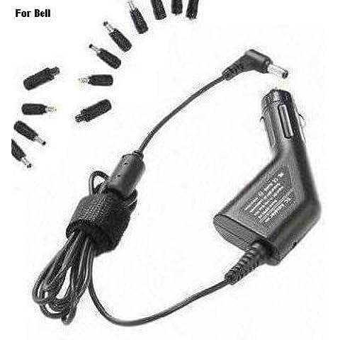 [Para todos laptop PACKARD BELL, EMACHINES, ACER !] NUEVO Adaptador de corriente - CA / coche /Universal cargador de coche - 12V encendedores estándar de cigarrillos alimentación para portátil netbook / notebook / tablet modelo: ACER E-MACHINES / Packard Bell [BUTTERFLY, EASY NOTE, NOTE ]