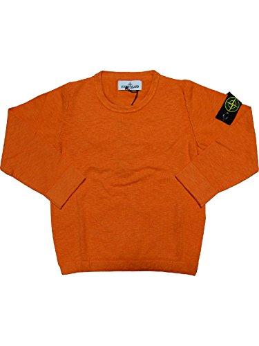 Pullover Stone Island Junior (10 Jahre, Orange)