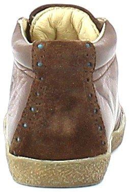 Naturino Falcotto 1426, Chaussures premiers pas bébé garçon Marron