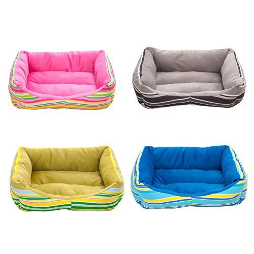 Haustier Hundebett Erwärmung Weiche Warme Bequeme Tragbare Klassische Dicke Haustiere Hunde Matte Sofa Ruhen Decke Welpen Training Pad -