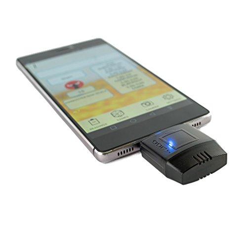 Decto Smart Alcometer Black Cuba Libre - Alcoholímetro con Sensor...