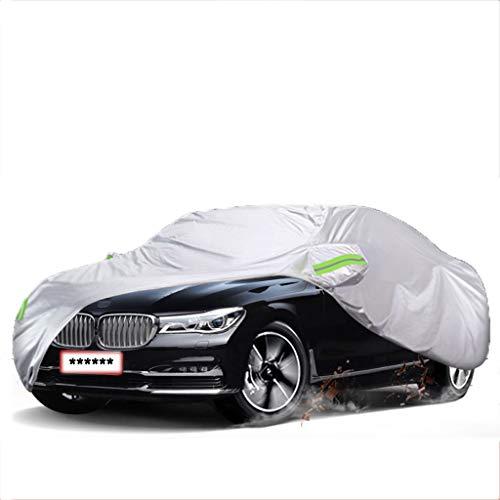 Autoabdeckung Autoabdeckung Kompatibel mit BMW 3er GT Spezielle Autoabdeckung Atmungsaktiv Wasserdicht Allwetter-Sonnenschutz Limousinenabdeckung Plane Regenschutz Sonnenschutzisolierung Kratzfeste Au