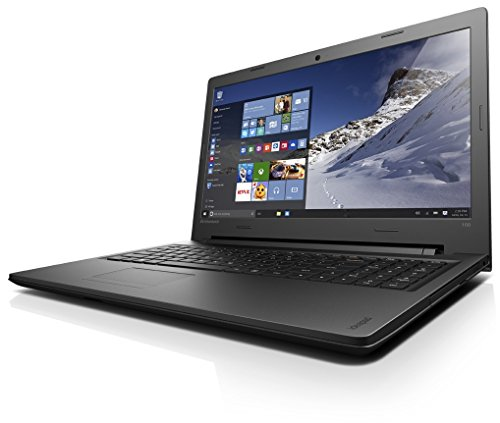 "Lenovo Ideapad 100 Notebook, Display 15,6"" HD TN, Processore Intel Core i5, 500GB GDD, RAM 4GB, Scheda Grafica GT920MX da 2GB, Windows 10, Black"