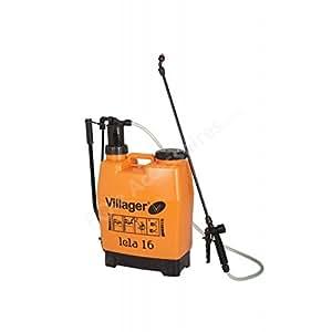 Pulvérisateur manuel à dos 16 litres pression 3 bars