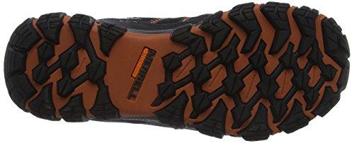 Merrell Terramorph Waterproof, Stivali da Escursionismo Uomo Nero (Black)