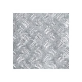 Alfer Checkerplate Aluminium Sheet 250 x 500 x 1.5mm