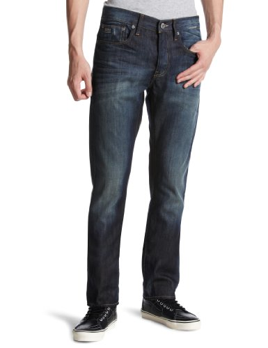 G-Star 3301 Hydrite - Jeans - Slim - Homme Blau (vintage aged 2886-1368)