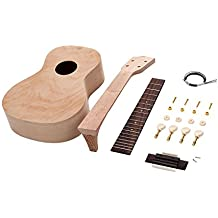 Classic Cantabile UC-240 DIY - Ukelele de concierto kit de construcción