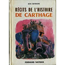 Recits de l histoire de Carthage