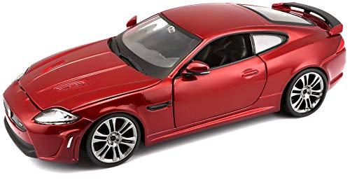 Bburago 18-21063 - Véhicule Miniature - Modèle À L'échelle - Jaguar Xkr-s - 2011 - Echelle 1/24 - coloris aléatoire