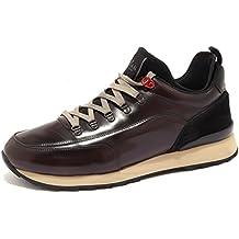 Hogan 6866U Sneaker Uomo R261 RESTYLING Bordeaux Shoe Men 992878afc5b