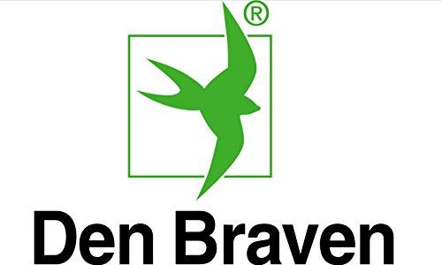 6x Den Braven Express Mörtel zum dauerhaftes verschliesen v. Fugen zementgrau
