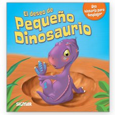 La sorpresa de pequeno dragon / The surprise of small dragon (Pequenos Grandotes / Small Big Boys) por PEQUEÑOS GRANDOTES