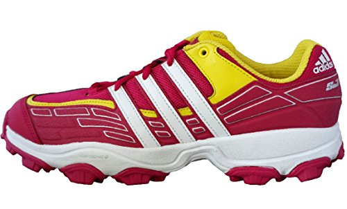 adidas G96631-Pink/Yellow/White-11