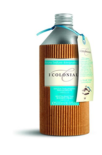 I Coloniali Doccia Thailandese All' Hibiscus Unisex 500 ml NEW
