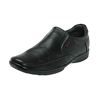Red Chief RC1091 Black Men Formals Loafers 10 UK