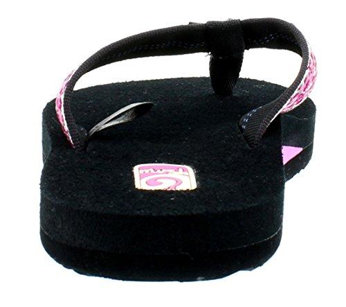 Teva Mush Ii-W, Sandales femme Rose - Pink (568 companera pink)