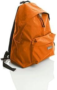 Faber-Castell 5177190125 Basic Sırt Çantası Düz Renk, Turuncu