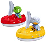 AquaPlay 8700000254 - 2 Segelboote mit Figuren