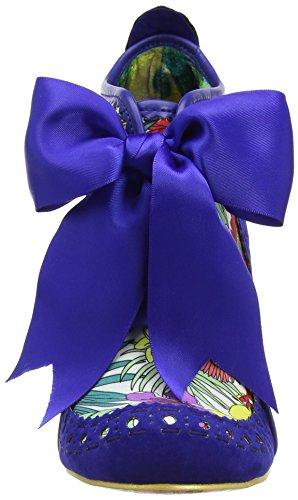Scelta Irregolare Abigails Terze Parti Damen Pumps Blu (blu Floreale)