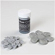 Colorante en Pasta Shadow Grey (Gris Sombra) Sugarflair