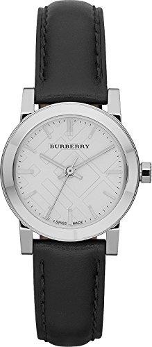 Burberry bu9206Damen Armbanduhr Farbe Schwarz