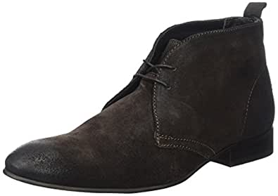 Bottines Homme Trader Brown Classiques London Base Marron Greasy 1EIvqSqw