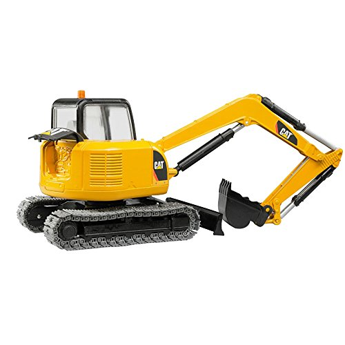 Image of Bruder 02456 CAT Mini Excavator Toy