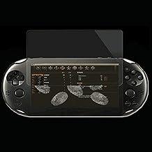 Laixing Alta calidad Tempered Glass Film Screen Protector pare PlayStation PS Vita PSV 1000 HORI