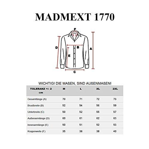 BOLF Herrenhemd Freizeithemd Flanellhemd Holzfällerhemd Casual Motiv 2B2 Kariert Grün