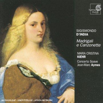Sigismondo D'India - Madrigali e Canzonette [Import anglais]